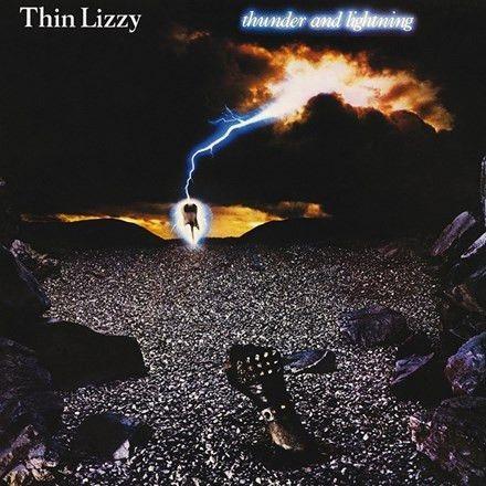 Thin Lizzy - Thunder and Lightning 180g Vinyl LP TBA