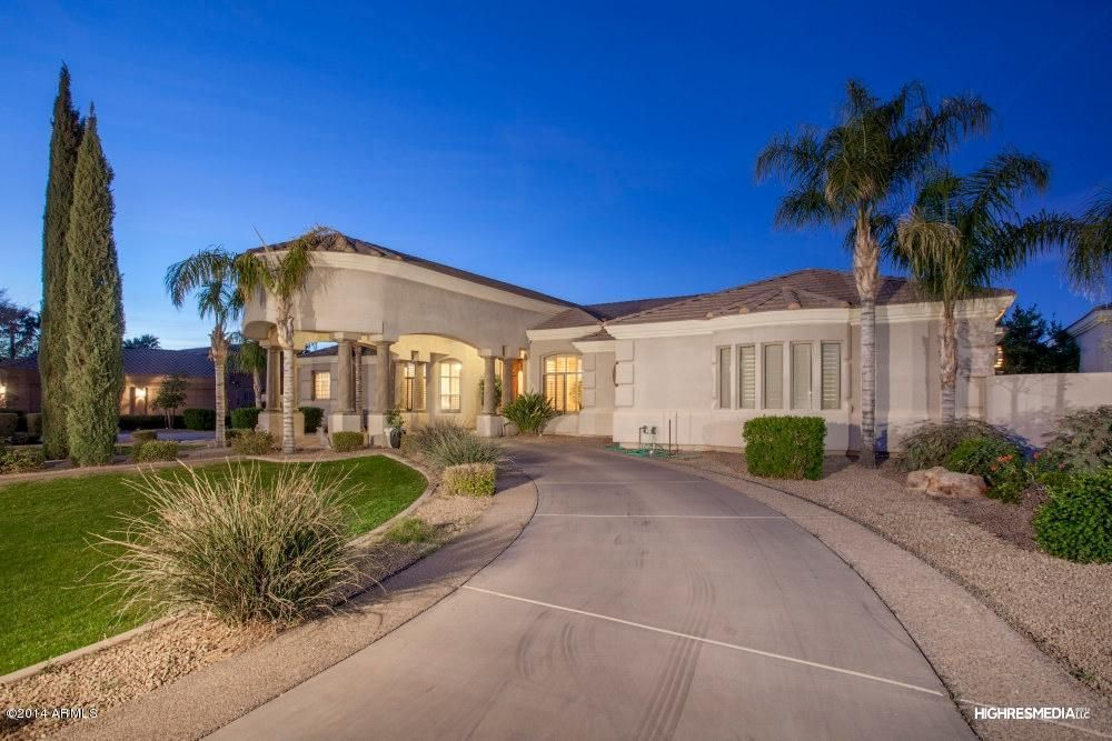 Awesome chandler basement home for sale in the desirable