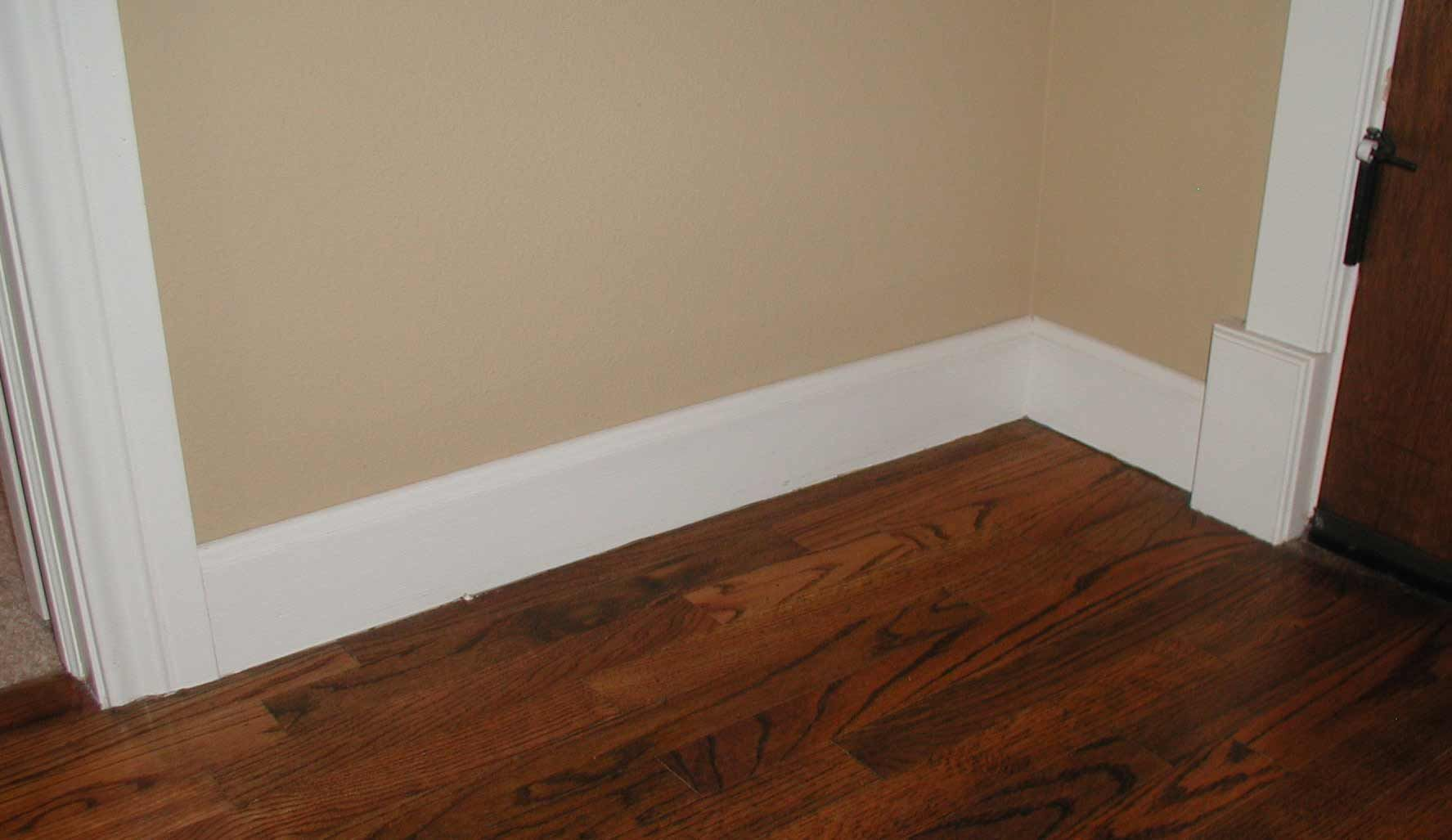 Sketch Of Baseboard Styles And Molding Baseboard Styles Wood Doors Interior Baseboard Molding