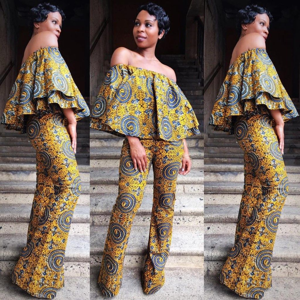 Dkk african fashion ankara kitenge african women African fashion designs pictures