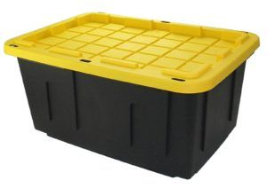 Heavy Duty Plastic Storage Boxes With Hinged Lids  sc 1 st  Pinterest & Heavy Duty Plastic Storage Boxes With Hinged Lids | http ...