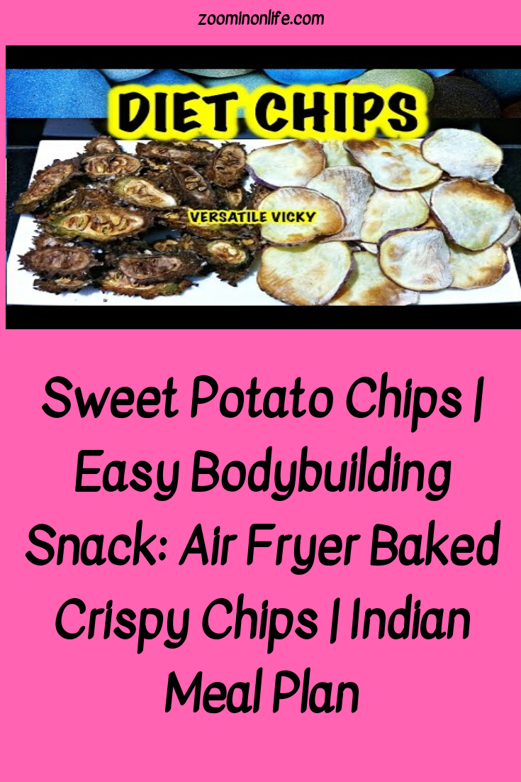 Sweet Potato Chips (With images) | Sweet potato chips ...