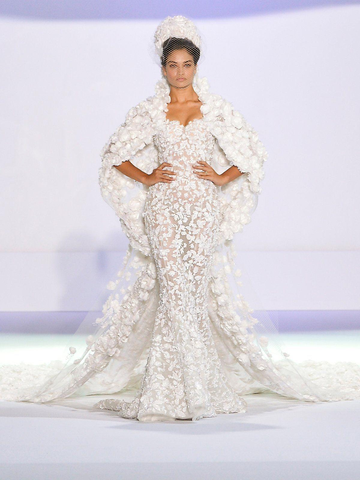 Die schönsten Couture Bräute | Haute couture, Couture und Brautkleid