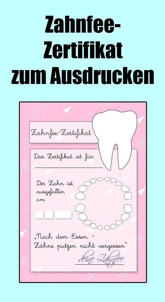 Brief Von Der Zahnfee Milchzahndosen 3