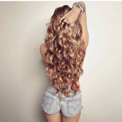 How To Curl Your Hair Without Heat Long Hair Styles Hair Without Heat Hair Styles