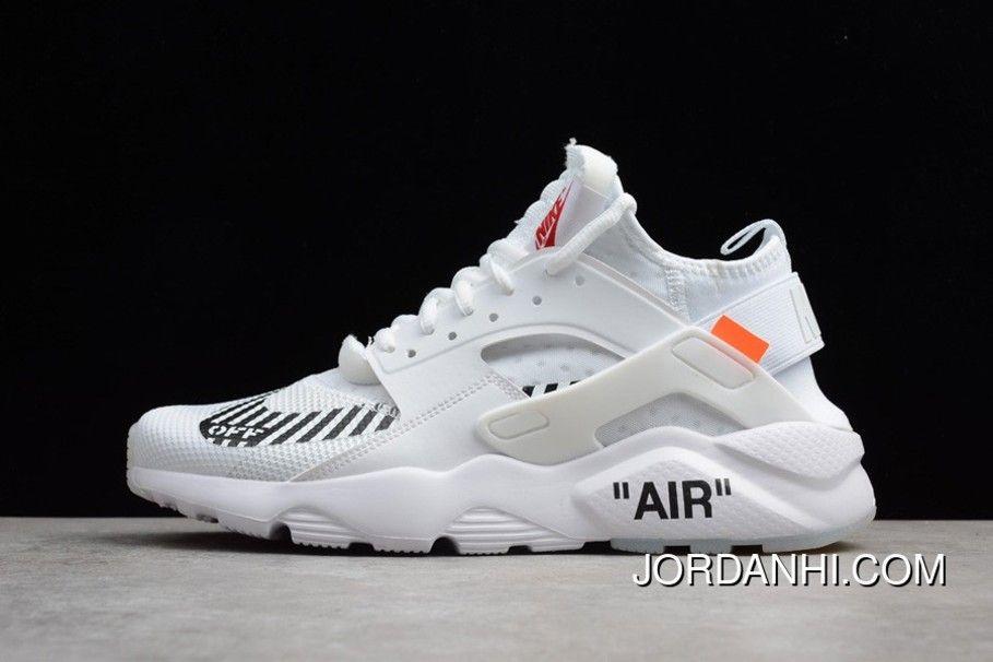 Injusto en ornamento  OFF-WHITE X Nike Air Huarache Ultra In White - Hot Online | Zapatos nike  hombre, Zapatillas nike para hombre, Zapatillas hombre moda