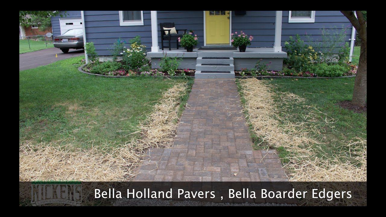 11 Paver Walkway Instructions Ideas Paver Walkway Paver Walkway