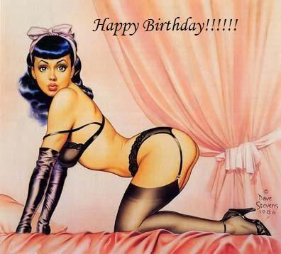 sexy happy birthday wishes images Please Come and Wish Jason