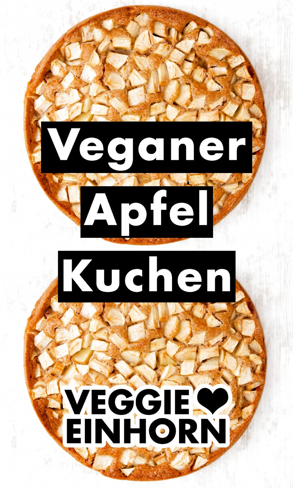 Dieser vegane Apfelkuchen ist einfach, schnell und lecker. Der Kuchen ist leicht...