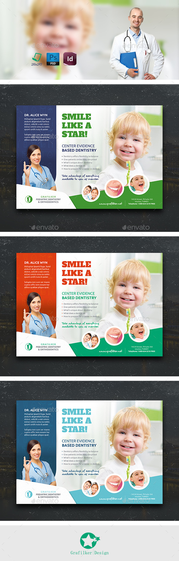 kids dental flyer templates kid flyer template and business kids dental flyer templates corporate flyers