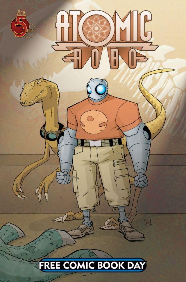 comixology free comic book day