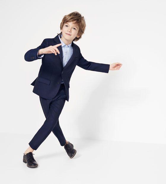 Tailoring Boy 4 14 Years Kids Zara United States