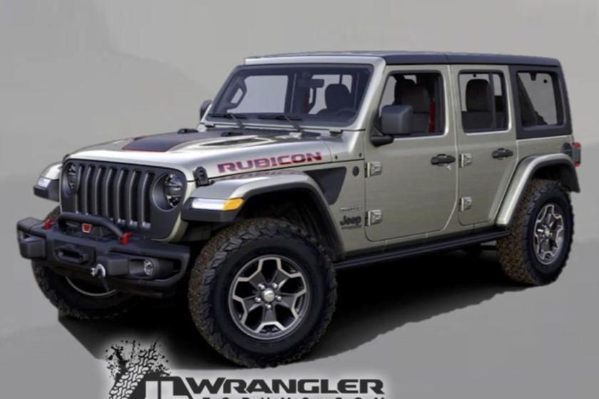 First Look At New 2020 Jeep Wrangler Recon Edition In 2020 Jeep Wrangler Rubicon Wrangler Rubicon Jeep Wrangler