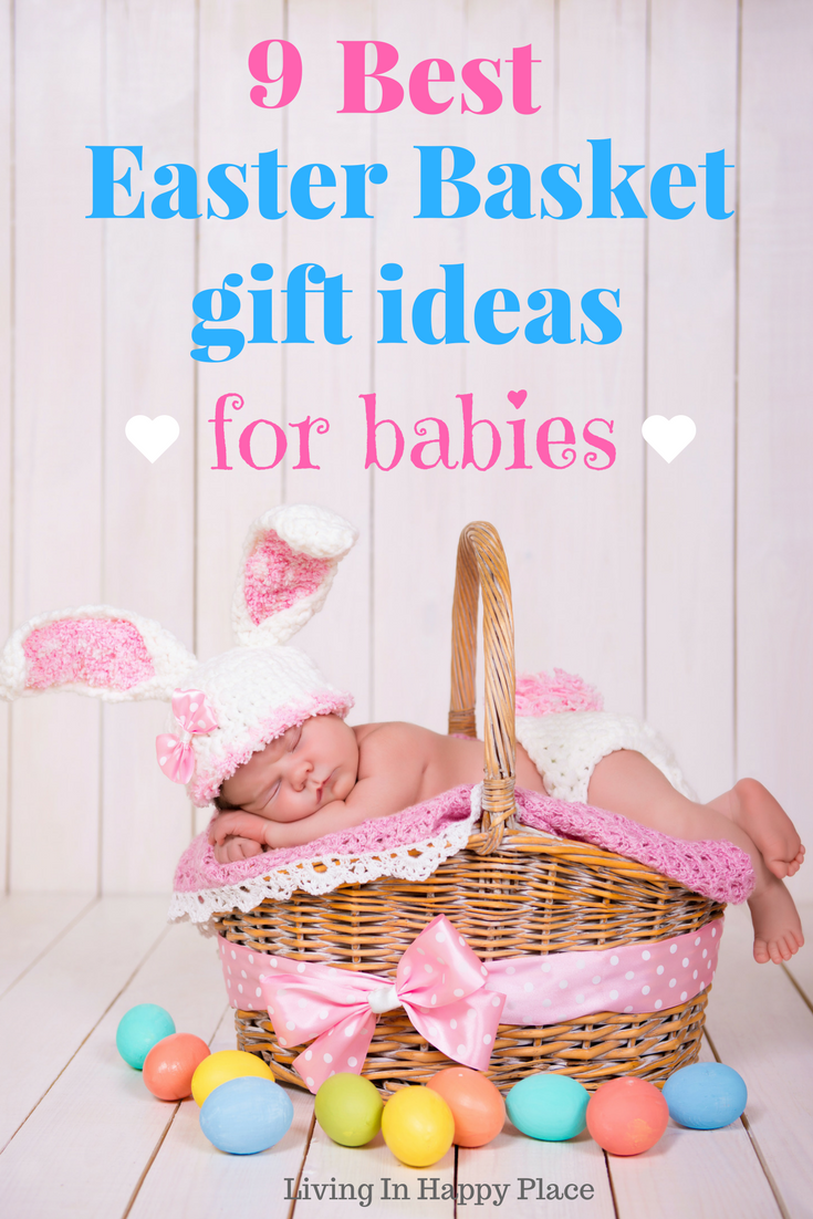 Easter basket ideas for babies easter gift ideas for baby easter basket ideas for babies easter gift ideas for baby negle Choice Image