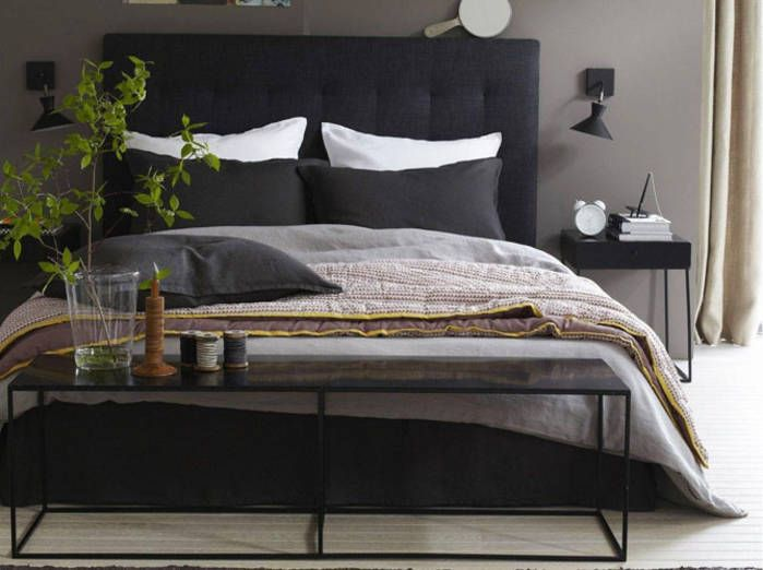 r sultat de recherche d 39 images pour deco chambre adulte chic chambre d co diy pinterest. Black Bedroom Furniture Sets. Home Design Ideas