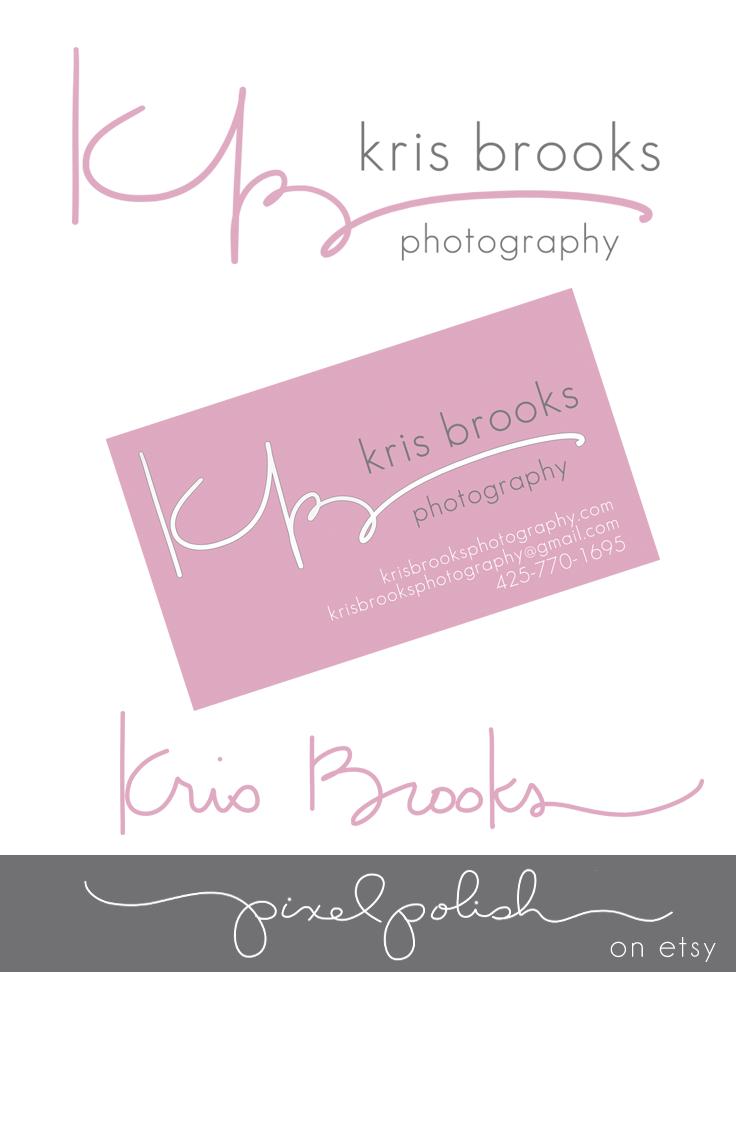 Handwritten initials signature watermark and business card design handwritten initials signature watermark and business card design business card separate listing colourmoves Images
