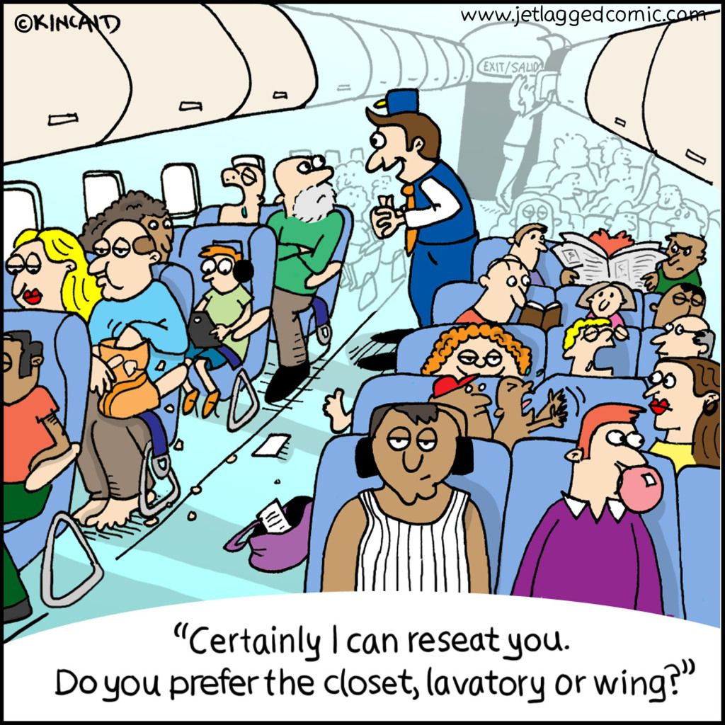 jetlagged comic a cartoon for flight crews created by current