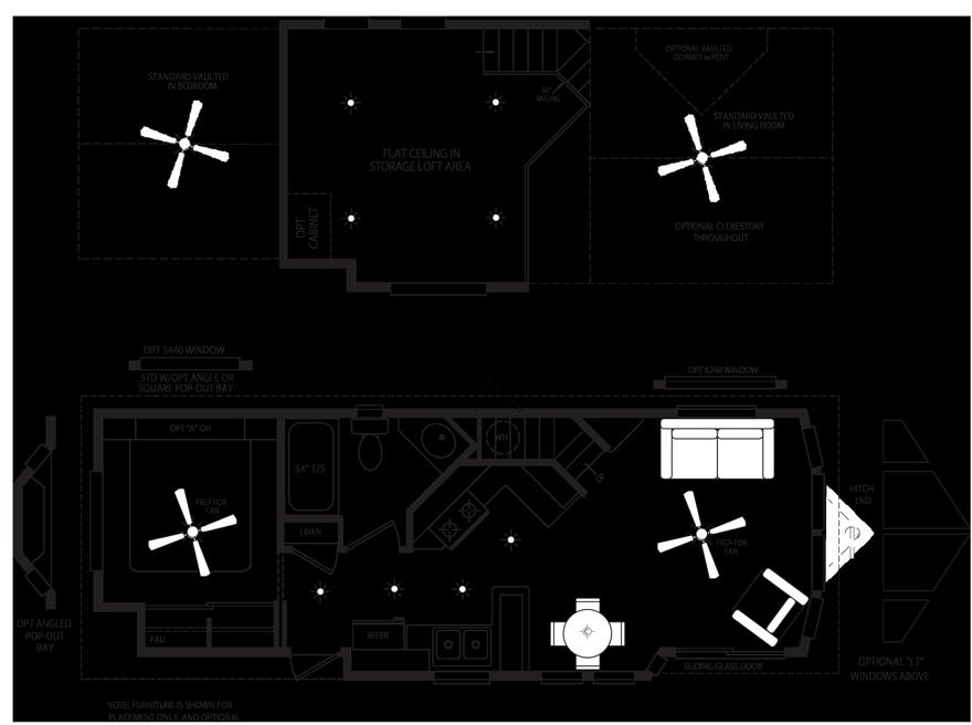 Ganado 11 X 32 Park Model Rv Floor Plan Factory Expo Park Models Floor Plans House Floor Plans Park Model Homes