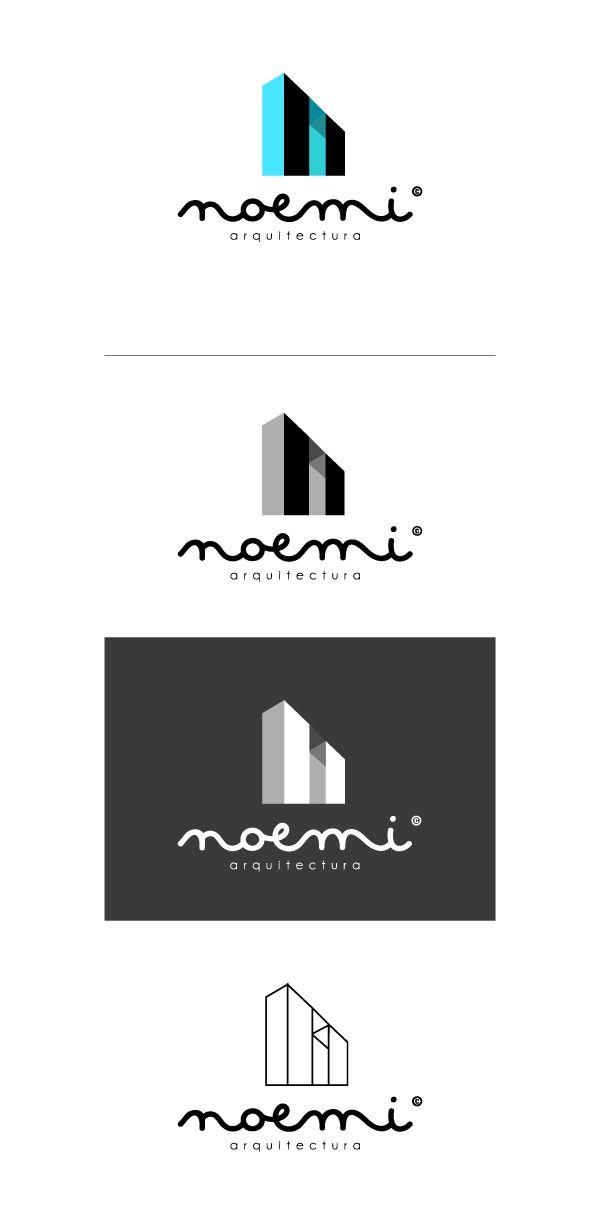 Logotipo corporativo realizado para futura empresa de for Empresas de arquitectura