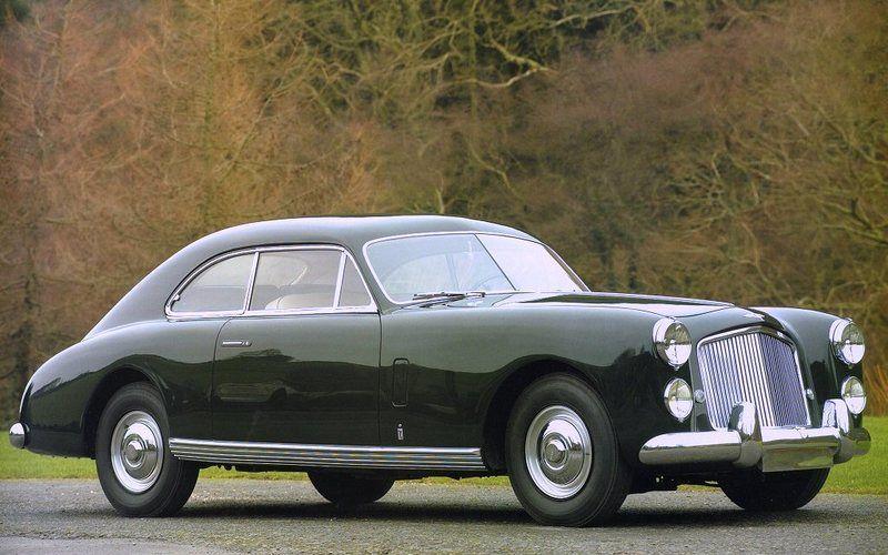 1948 BENTLEY MARK VI 'CRESTA' COUPE - design concept by Pininfarina ...