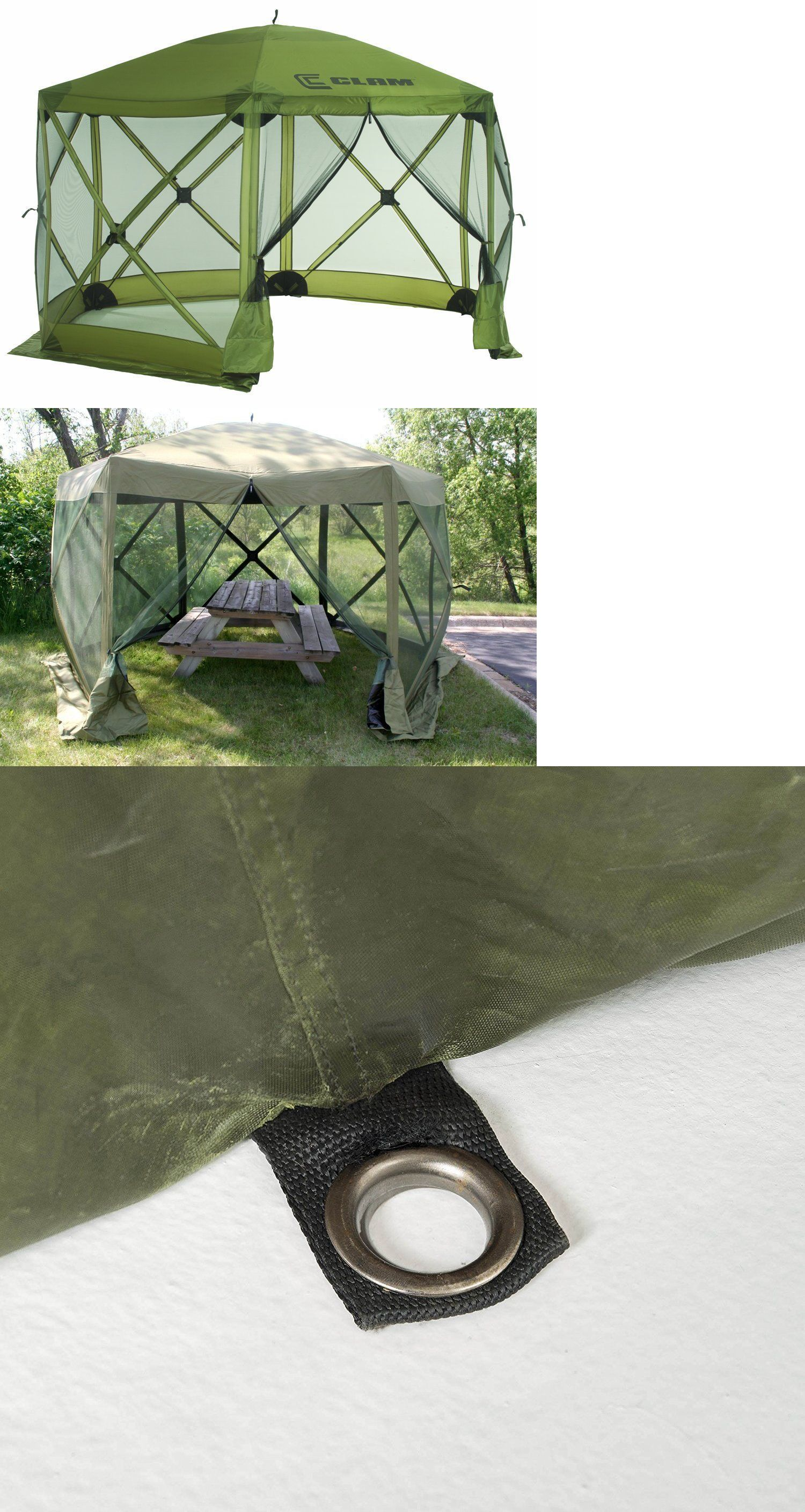 Other Tents and Canopies 179019 Clam Corporation Quick-Set Escape Shelter Forest Green Outdoor & Other Tents and Canopies 179019: Clam Corporation Quick-Set Escape ...