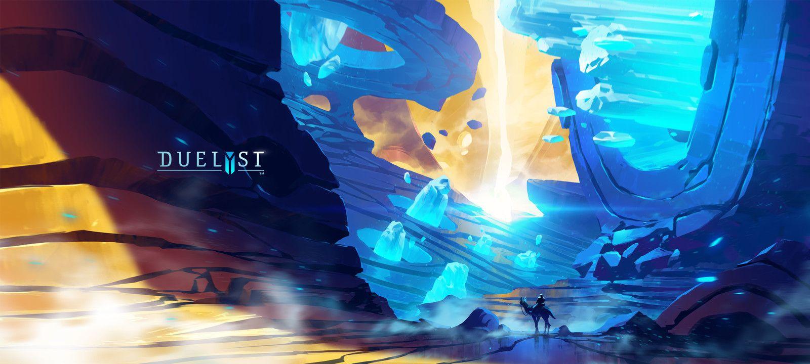 Star Crystals, Anton Fadeev on ArtStation at https://www.artstation.com/artwork/1BEaZ