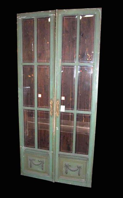 Old French Windows And Doors Garden Architectural