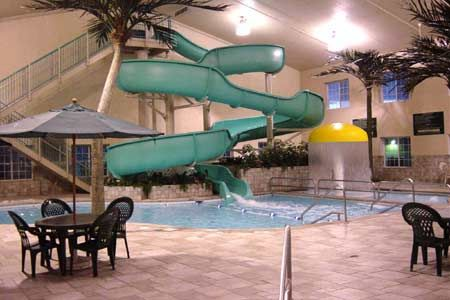 indoor water slide nice addition want this in our house cdonnelly0926