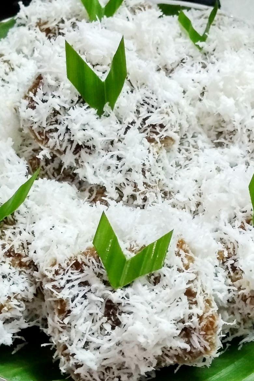 Resep Kue Ongol Ongol Sagu Gula Merah Yang Enak Dan Kenyal Di 2020 Resep Kue Gula