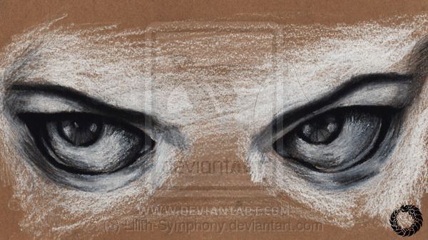 Serie Eyes #5 by Lilith-Symphony.deviantart.com on @deviantART