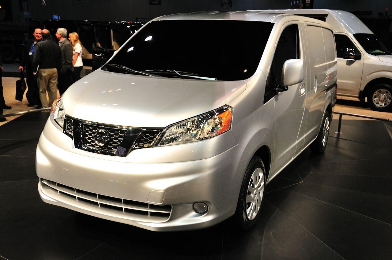 Nissan NV200 Compact Cargo Van Nissan NV200 Vans