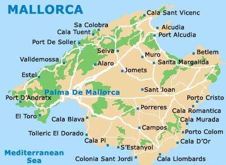 8 15 Daagse Autorondreis Het Andere Mallorca Mallorca Palma De