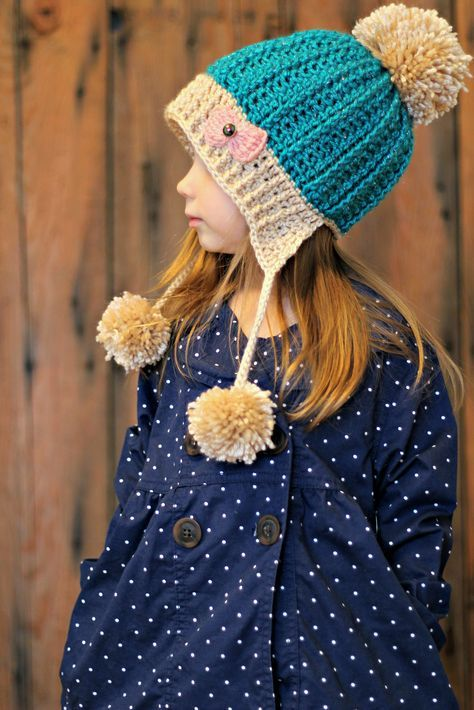 The Scrap Eater Hat pattern by Viktoria Gogolak | Gorros, Tejido y ...