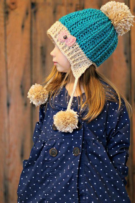 The Scrap Eater Hat pattern by Viktoria Gogolak