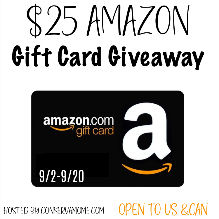 Amazon 25 Gift Card Giveaway Ends 9 20 The Mama Maven Blog Amazon Gift Card Free Amazon Gift Cards Amazon Gifts
