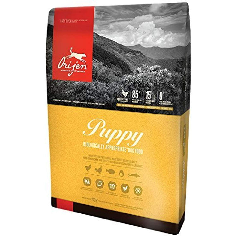 Orijen Puppy Dry Dog Food Formula 13 Lb Bag Puppy Food Find