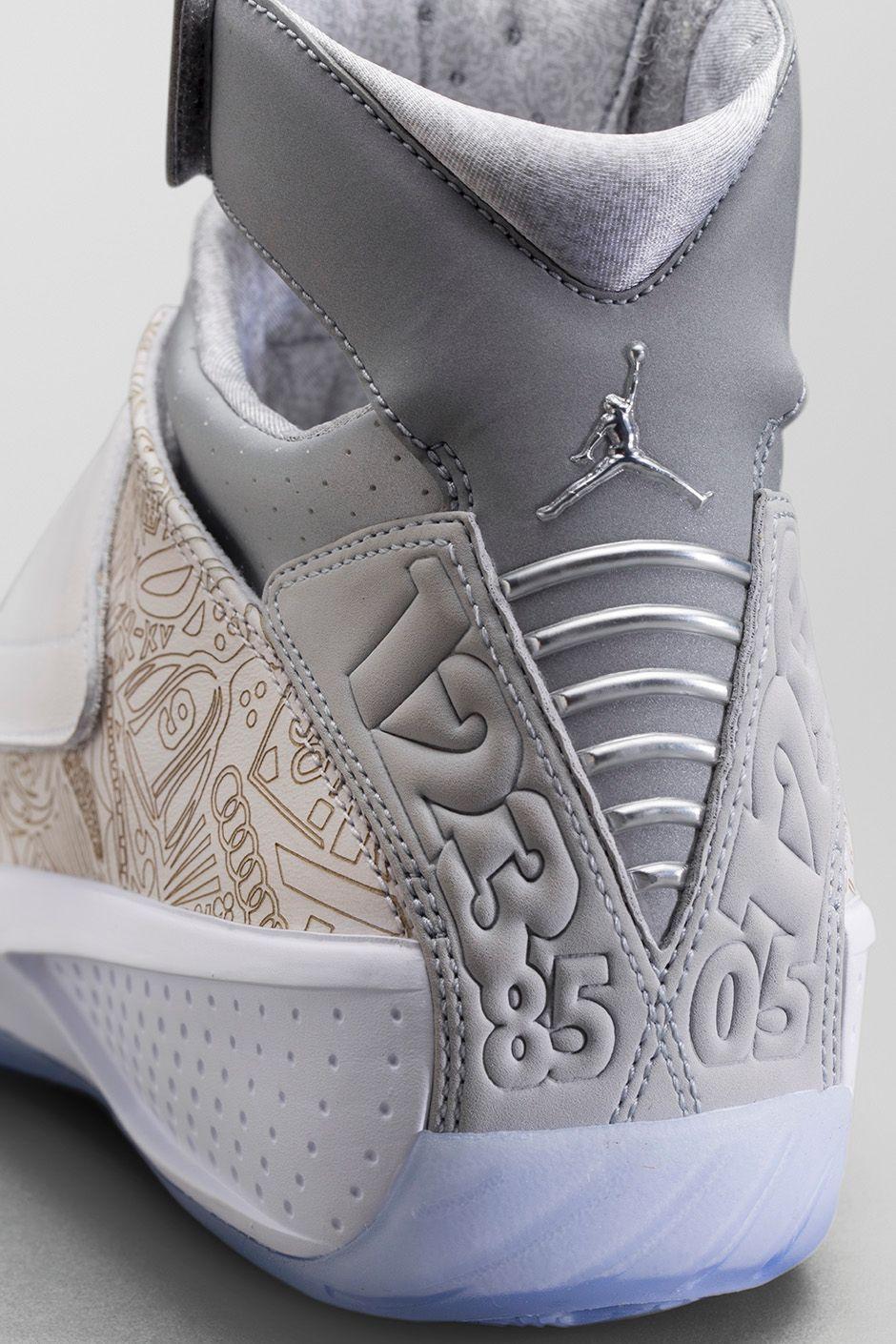 2fc76d995a1 Nike Air Jordan 20 Laser White 04 Jordan 20, Jordan Retro, Michael Jordan,