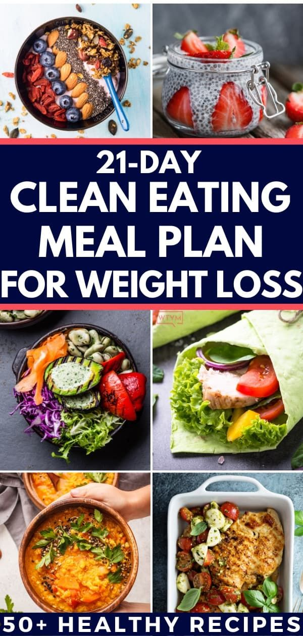 If you're looking for healthy recipes for weight loss here's all you