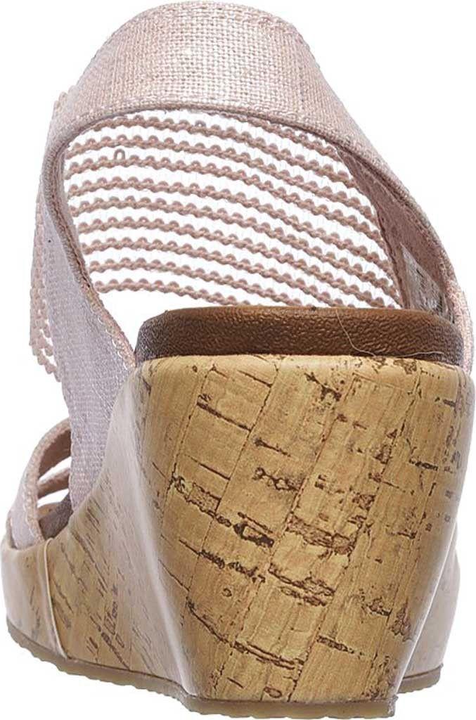 06f1e3c5668 Skechers Beverlee High Tea Wedge Sandal - Natural 9