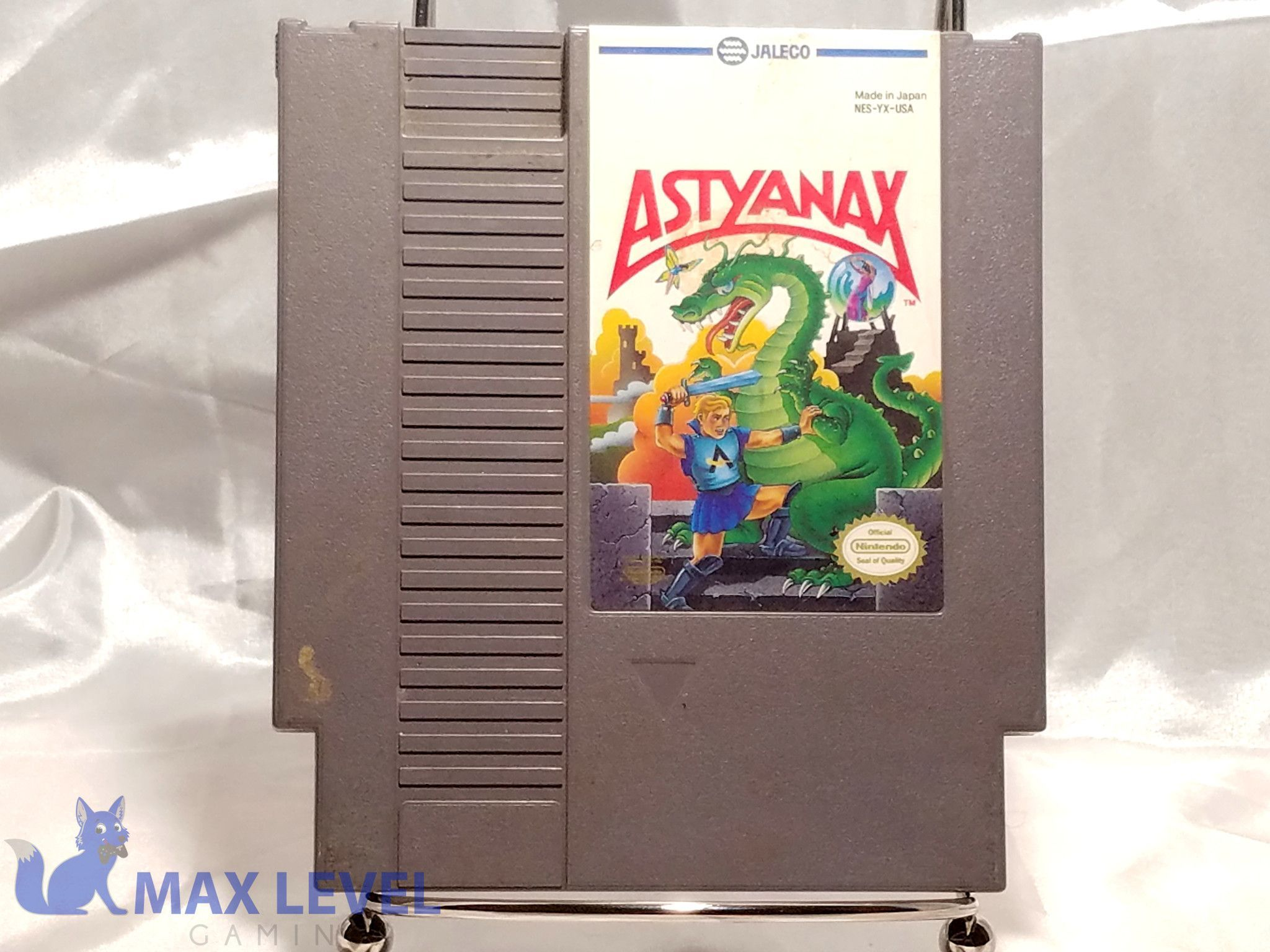 Astyanax Entertainment system, Store, Games