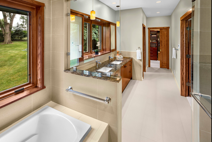 Aging In Place Designed Bathroom By Master Remodelers Masterremodelers Housetrends Ageinplace Handicapaccessible Bagno Pompei