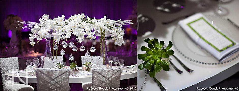 Grace ormonde centerpieces orchid flower