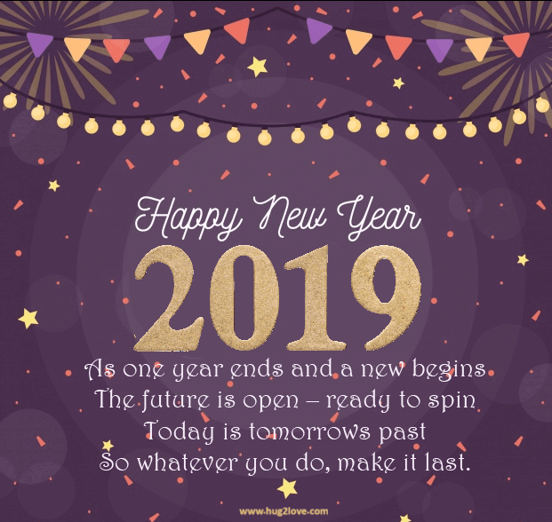 New Years Day Quotes 2019: Happy New Year 2019 Wishes Messages For Girlfriend