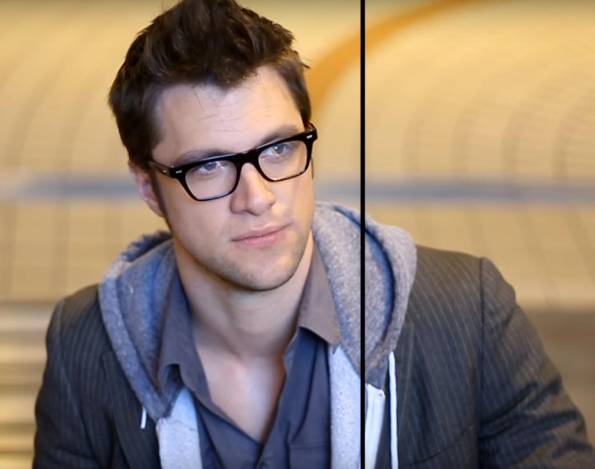 Shane Mcrae From Katharine Mcphee Zachary Levi S Terrified Music Video Zachary Levi Celebrity Crush Handsome Men