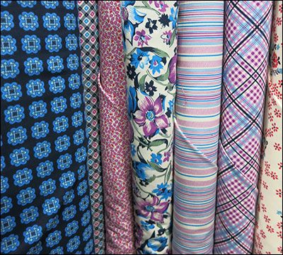 Fabric Friday: Denyse Schmidt