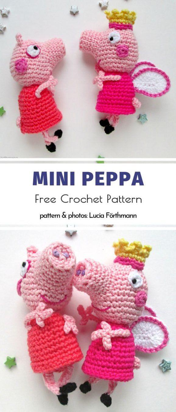Hand Puppets Free Crochet Patterns