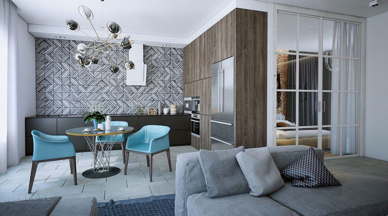 summer interior trends 2017, summer interior design, summer interior decor, #homedecor #summertrends #interiordesign Discover more inspiration:https://www.brabbu.com/en/inspiration-and-ideas/interior-design/7-chic-velvet-chairs-will-love-summer