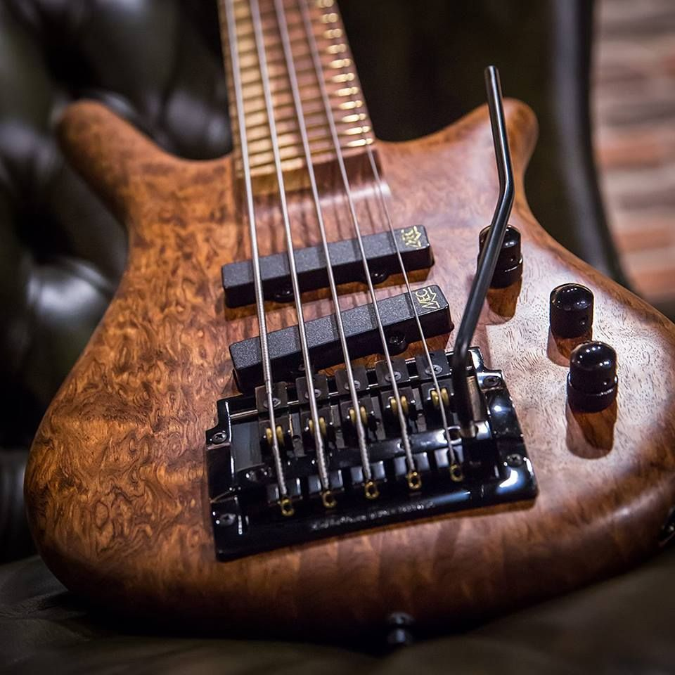 Breathtaking Warwick With A Kahler Bass Guitar Warwick Bass Bass Ukulele