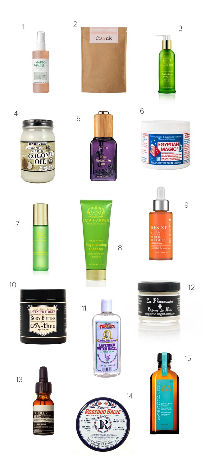 Top 15 Natural Winter Skin Care Products With Images Winter