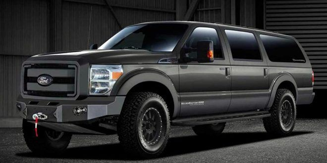 2018 Ford Excursion Release Date In India Mobil